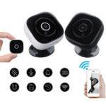 Оригинал H9 Беспроводной 120 ° WIFI HD 1080P Mini IP Security камера Домашнее ночное видение