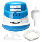 Оригинал Электрическая насадка для душа 5400 Вт 110/220 В Горячая вода без бака Tankless Нагреватель Наборы для ванны