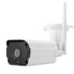 Оригинал 1080P HD Инфракрасный H.265 WiFi IP камера P2P Водонепроницаемы На открытом воздухе Поддержка Onvif Audio Card Видеозапись