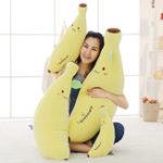 "Оригинал Soft Мягкая плюшевая мягкая игрушка-подушка ""Банан"""