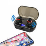 Оригинал [Bluetooth 5.0] TWS Наушник 3000mAh Power Bank IPX7 Водонепроницаемы CVC8.0 Шумоподавление Smart Touch