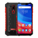 Оригинал UlefoneArmor6NFCIP68IP69K Водонепроницаемы 6,2 дюйма 6 ГБ 128 ГБ Helio P60 Octa core 4G Смартфон