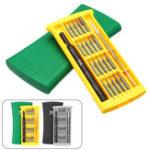 Оригинал 22 в 1 Repair Toolkit Electronics Смартфон Планшетный компьютер Precision Отвертка Набор