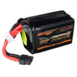 Оригинал Giant Power DINOGY ULTRA GRAPHENE 2.0 18,5 В 1600 мАч 80C 5S Lipo Батарея XT60 Разъем для RC FPV Гонки