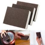 Оригинал Мода Прочный Волшебный Emery Nano Губка стиральная Щетка Eraser Kitchen Rust Pot Stain Cleaning Кисти