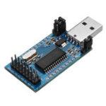 Оригинал CH341A USB для UART IIC SPI TTL ISP EPP / MEM Модуль преобразования параллельного порта Встроенный операционный индикатор Лампа