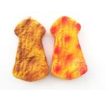 Оригинал Пища Squishy Charcoal Burns Squid 13CM Медленная растущая коллекция подарков Подарочный набор Soft Toy
