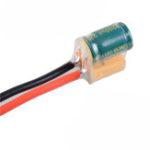 Оригинал XT60-CAP 2200UF 25 В 2-6S Power LC Модуль фильтра для Полетный контроллер VTX RC Дрон FPV Racing