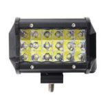 Оригинал 5 Дюймов 36 Вт LED Рабочий Свет Бар Точечный Луч IP67 DC10-30V Супер Белый для Jeep Pff Дорожный Грузовик