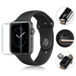 Оригинал Bakeey3DCurvedClearHDHydrogel ТПУ Watch Screen Protector для яблоко Watch Серия 4 40 мм / 44 мм