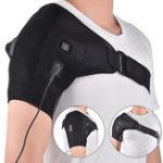Оригинал Регулируемый подогрев плечевой обертки Грелки Плечо Brace / Cold Therapy