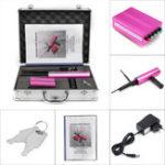 Оригинал AKS Detective Handhold 3D Pro Металлоискатель Long Range Diamond Finder Розовый