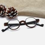Оригинал Unisex TR90 Round Frame Anti-fatigue HD Reading Glasses