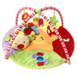 Оригинал Baby Musical Play Mat Free Tummy Time Caterpillar Soft Игрушка Premium Baby Play Mat