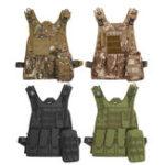 Оригинал Swat Battle Тактический легкий Военный Airsoft Combat Assault Carrier Vest