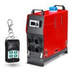 Оригинал 12V 5KW Diesel Air Нагреватель Парковка Нагреватель All In One LCD Дисплей с управлением Дистанционный