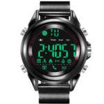 Оригинал Jeiso1707ДеловойСтильБудильникСмарт-Часы 12 Месяцев в Режиме ожидания Спортивные Часы для IOS Android