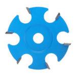 Оригинал 100 мм H16 Power Wood Carving Угловая шлифовальная машина Шестиугольное Лезвие Для MAKITA / Dewalt