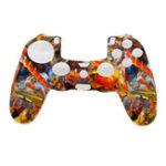 Оригинал Камуфляж Army Soft Силиконовый Гель Защитный чехол для кожи Чехол для PlayStation 4 PS4 Игровой контроллер