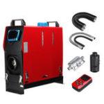 Оригинал 12V 8000W Diesel Air Нагреватель Все в 1 LCD Монитор Дистанционное Управление для грузовика Motorhome Лодка Прицеп
