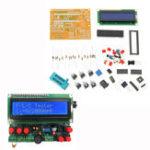 Оригинал DIY Высокоточный цифровой измеритель индуктивности измерителя частоты Набор
