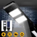 Оригинал 20 Вт 40 Вт LED Солнечная Уличный фонарь PIR Motion Датчик На открытом воздухе Сад Wall Road / Лампа Pole
