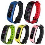 Оригинал BakeeyЗаменаСиликоновыйЧасыСтандартыРемешок для Huawei Smart Watch Band 4 Беговая версия