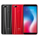 Оригинал KXDK30Отпечатокпальца5,7дюйма 3 ГБ RAM 32GB ПЗУ MTK6750 Octa Core 4G Смартфон