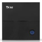 Оригинал  TanixTX92S9123ГБRAM 32GB ПЗУ 1000 М LAN 5G WIFI Bluetooth 4,1 Android 4K ТВ Коробка