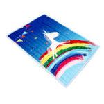 Оригинал SoftХлопокДетскиеигрыдлядетей Спортзал Активный игровой коврик Ползучее одеяло Коврик в пол