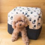 Оригинал Теплый Собака Кровать Soft Флис Pet Собака Щенок Кот Кроватки для маленьких Собакаs Плюшевые уютные гнезда Мат Зимние товары для животных