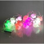 Оригинал Purami LED Squishy Unicorn String Light 20 * 10 * 8 СМ Украшение Подарочная Коллекция Игрушек