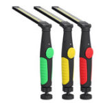 Оригинал COB LED Work Hand Light Light Inspection Магнит Аккумуляторный фонарик Складной фонарик с USB-кабелем