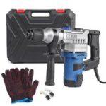 Оригинал Heavy Duty Electric Hammer Инструмент Set 2000W 220V Дрель Impact Electric Hammer Дрель Бетоноукладчик