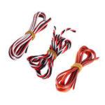 Оригинал 1M 3P Dupont Line Сервопривод Удлинительный кабель Провод для моделей RC