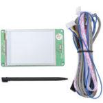 Оригинал JZ-TS28 2.8-дюймовый полноцветный LCD сенсорный экран Дисплей, совместимый с Ramps1.4, с возобновлением питания / с открытым исходным кодом для 3D-прин