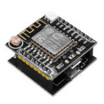 Оригинал ESP8266 ESP-12F Последовательный WIFI Witty Cloud Development Board MINI Nodemcu CH340 Модуль Micro USB