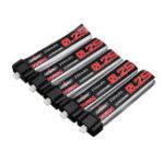 Оригинал 5Pcs URUAV 3.7V 250mAh 30C / 60C Lipo Батарея PH1.25 для лезвия Nano QX CPX Tiny Whoop TINY6 6X