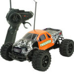 Оригинал ZingoRacing9112MTWEAKER15km/ h 1/18 27MHZ RWD Rc Авто Monster Внедорожник RTR Toy