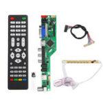 Оригинал T.RD8503.03 Универсальный LED ТВ Контроллер LCD Плата Водителя 1ch 6bit 30Pins