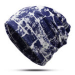 Оригинал Unisex Retro Cotton Beanie Hat Multifunction Scarf Cap