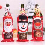 Оригинал НастольнаядекорацияОбеденнаявечеринкаРождественскаяелка Санта-Клаус Обложка B