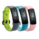 Оригинал HuaweiHonorСтандарты3Dualцвет Real-time HR Монитор 5ATM 30Days Standby Фитнес Tracker Smart Watch