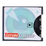 Оригинал EP-025 Адаптер карты памяти для SD карты MMC в CF I CF II
