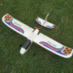 Оригинал DN HXZ 1000 1000 мм Wingspan EPP Trainer Beginner FPV RC Самолет KIT