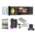 Оригинал 4019B 4 дюймов 1080P Авто Bluetooth MP5 Player Hands-Free Calling SD Автоd U Диск с задней частью камера