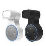 Оригинал AC 100-240 В 2 в 1 Настенный Разъем Переключатель Зарядное устройство Держатель Вешалка Кронштейн для Amazon Echo Dot