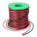 Оригинал 30 м 18AWG Soft Силиконовый Линия высокотемпературная луженая Медь Гибкий кабель Провод