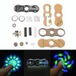 Оригинал 3шт DIY LED Ручной счетчик Электронный Набор C51 Однокристальный Обучение Набор