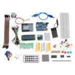 Оригинал DIY KIT1 UNOR3 Basic Starter Learning Набор Стартер Наборs для Arduino